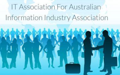 IT Associations for Australian Information Industry Association