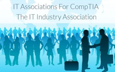 IT Associations For CompTIA The IT Industry Association