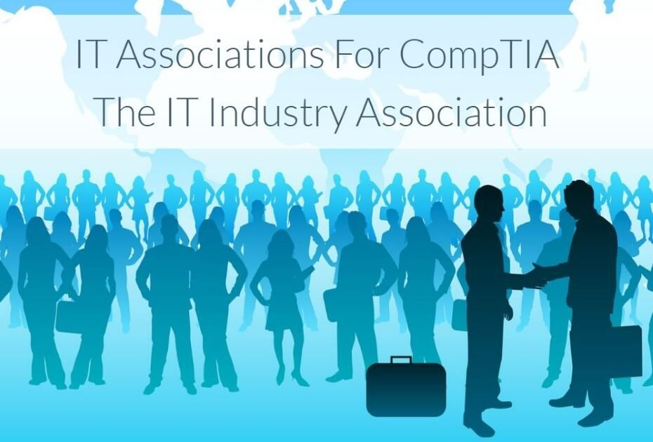 Associations for CompTIA The IT Industry Association