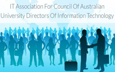 IT Asssociations for Council of Australian University Directors of Information Technology