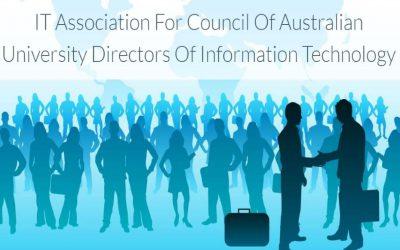 IT Asssociations for Council of Australian University Directors of Information Technology