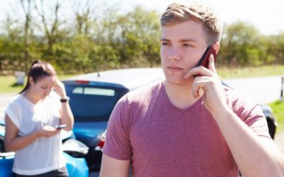 Had a Motor Vehicle Accident? What you should do at the scene of the accident
