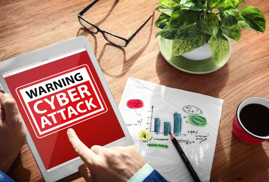 What You Would Do In The Event Of Cyber Attack And Data Breach(2)